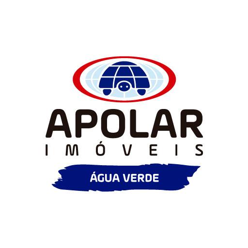 Apolar Água Verde Logo
