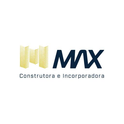 Max Construtora e Incorporadora Logo